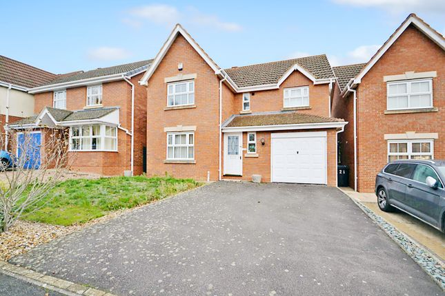 Thumbnail Detached house for sale in Oathill Rise, Burton Latimer