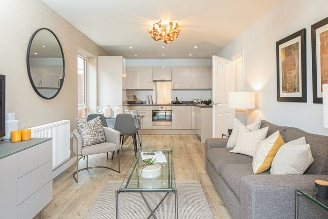 "Thumbnail Flat for sale in ""Chambray House"" at Hackbridge Road, Wallington"
