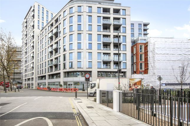 Thumbnail Flat for sale in Marquis House, Sovereign Court, 45 Beadon Road, London