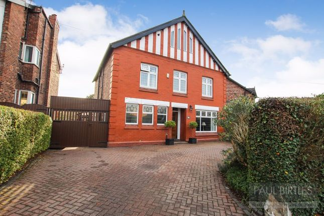 5 bed detached house for sale in Cornhill Road, Urmston, Trafford M41