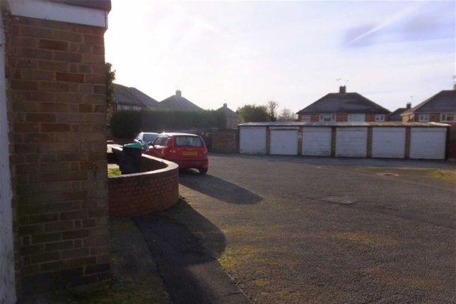 Outside of 9, Western Avenue, Kirkby In Ashfield, Notts. NG17