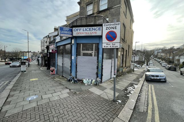 Thumbnail Retail premises to let in Anerley Hill, London