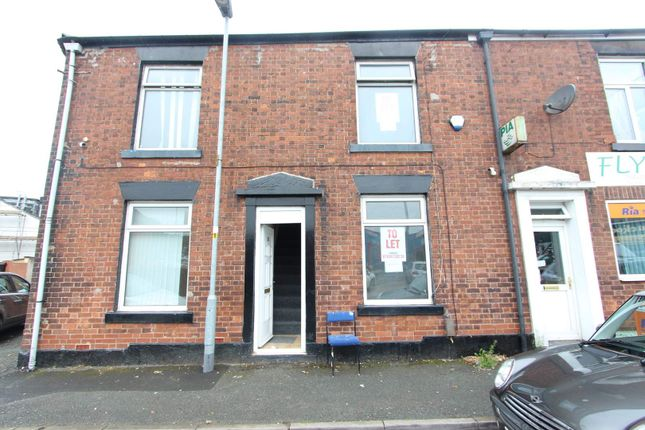 Thumbnail Terraced house to rent in Milkstone Place, Deeplish, Rochdale