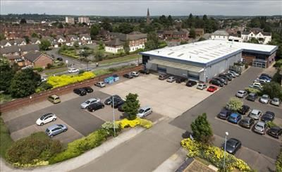 Thumbnail Light industrial for sale in Unit 1, Queensway Trading Estate, Leamington Spa, Warwickshire