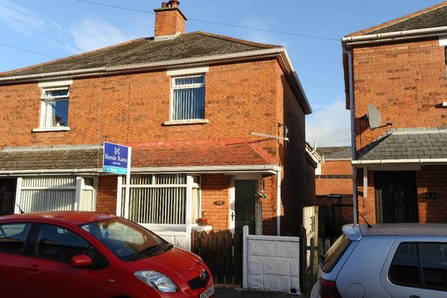 Thumbnail Semi-detached house to rent in Oakdene Parade, Belfast