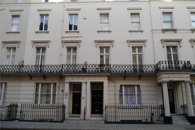 Thumbnail Block of flats for sale in 38 Gloucester Terrace, London, Greater London