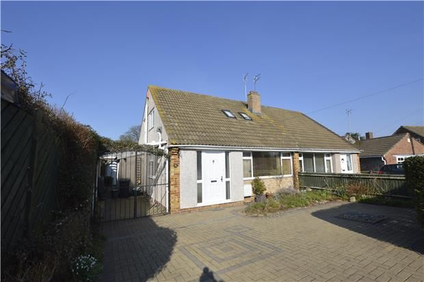 Thumbnail Semi-detached bungalow for sale in Matford Close, Winterbourne