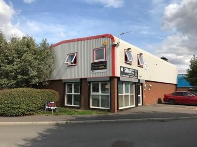 Thumbnail Warehouse to let in Unit 2, Greenline Business Park, Wellington Street, Burton Upon Trent, Staffordshire