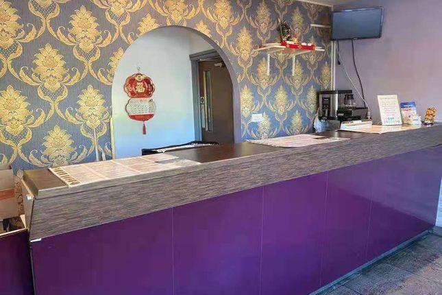 Thumbnail Restaurant/cafe for sale in High Street, Stoke-On-Trent