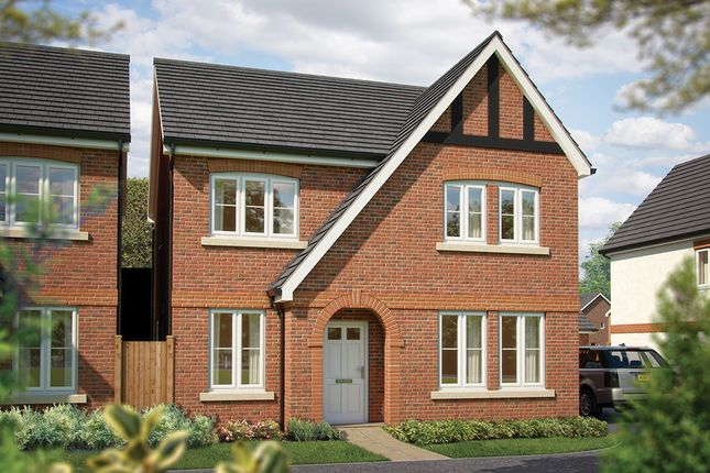 """Thumbnail Detached house for sale in """"The Aspen """" at Haygate Road, Wellington, Telford"""