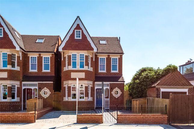Thumbnail Detached house for sale in Ascott Avenue, London