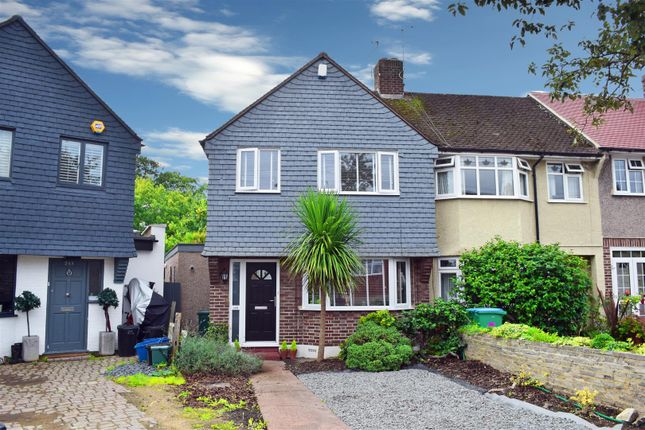 3 bed end terrace house for sale in Lincoln Avenue, Twickenham