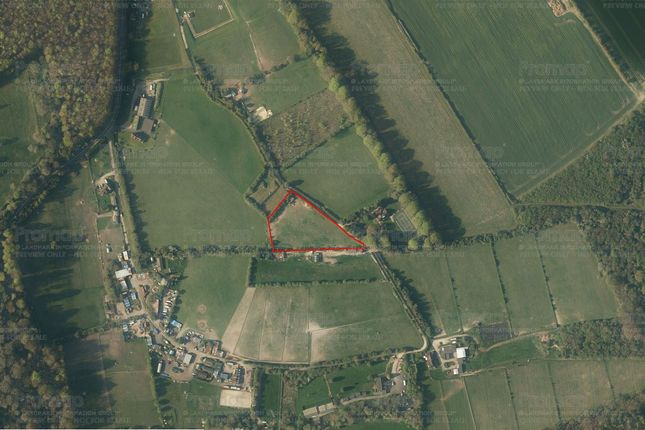 Thumbnail Land for sale in Land Off Shere Road, London