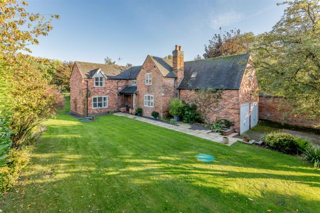 Thumbnail Detached house for sale in Clements Lane, Elford, Tamworth