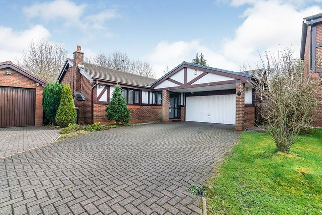 Thumbnail Bungalow to rent in Herevale Grange, Worsley, Manchester