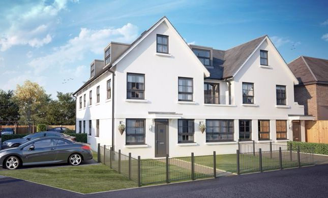 2 bed flat for sale in Oakfield Road, East Wittering, Chichester PO20
