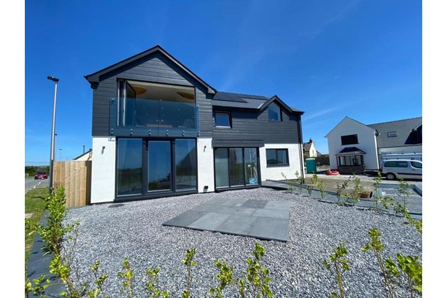 Thumbnail Detached house for sale in Grove Crescent, Tenby