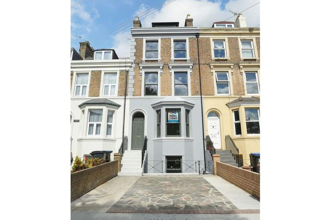 Thumbnail Terraced house for sale in Clarendon Gardens, Ramsgate