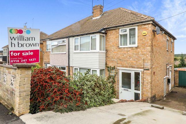 3 bed semi-detached house for sale in John Ward Street, Woodhouse, Sheffield S13