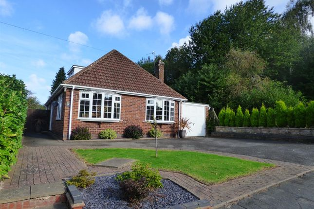Thumbnail Detached bungalow for sale in Villiers Road, Kenilworth