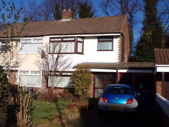 Thumbnail Semi-detached house for sale in South Station Road, Gateacre, Liverpool, Merseyside