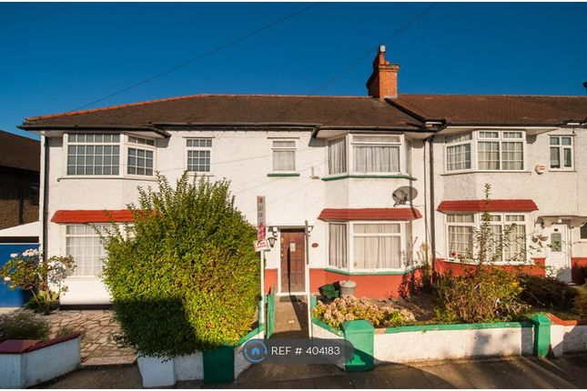 Thumbnail Terraced house to rent in Edenvale Road, Mitcham