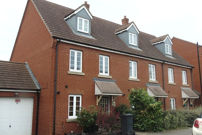 Thumbnail Semi-detached house to rent in Swaffer Way, Singleton, Ashford
