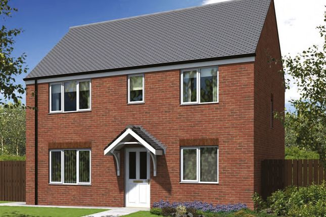 """Thumbnail Detached house for sale in """"The Cherryburn"""" at The Middles, Stanley"""