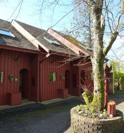 Thumbnail Terraced house for sale in 26 The Woodland Lodges, Llanteglos Estate, Llanteg, Narberth