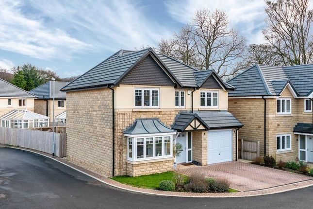 Thumbnail Detached house for sale in Weavers Mill Court, New Mill, Holmfirth