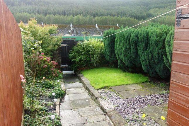 Garden of Kenry Street, Ynyswen CF42
