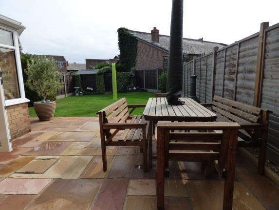 Seating Area of Finglesham Court, Maidstone, Kent ME15