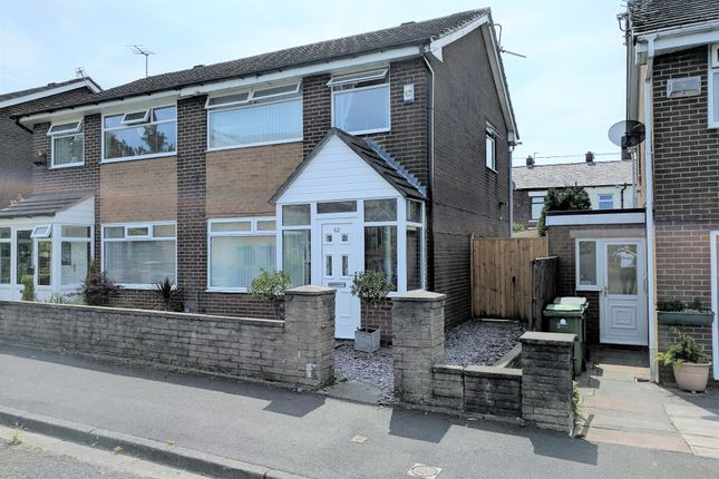 Thumbnail Semi-detached house for sale in Arnside Avenue, Chadderton, Oldham