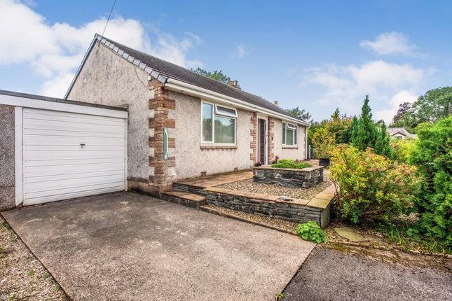 Thumbnail Detached bungalow for sale in Tarn Close, Storth, Milnthorpe