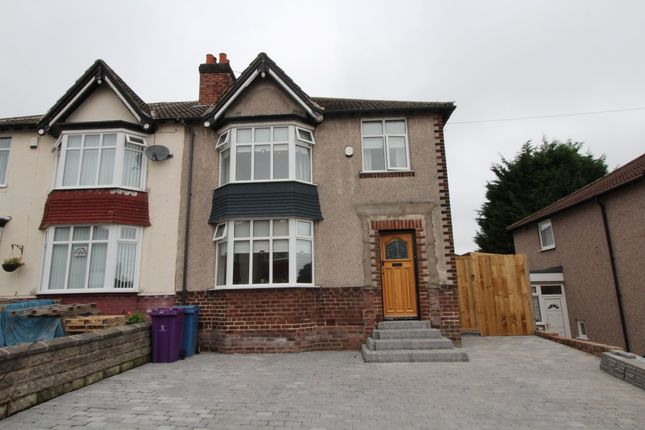 Front Elevation of Rockhill Road, Woolton L25