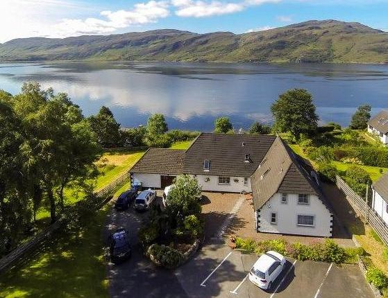 Thumbnail Detached house for sale in Garve Road, Ullapool, Highland