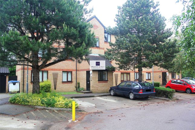 Front Exterior of Courtlands Close, Watford WD24