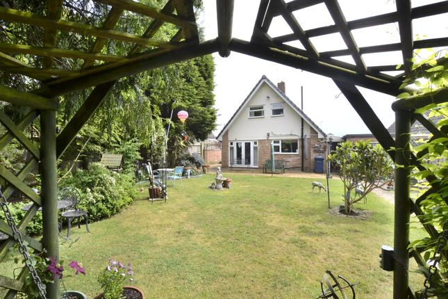 Thumbnail Detached house for sale in Sussex Gardens, Hucclecote, Gloucester