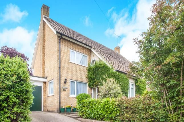 Thumbnail Detached house for sale in Old Dover Road, Canterbury, Kent, Uk