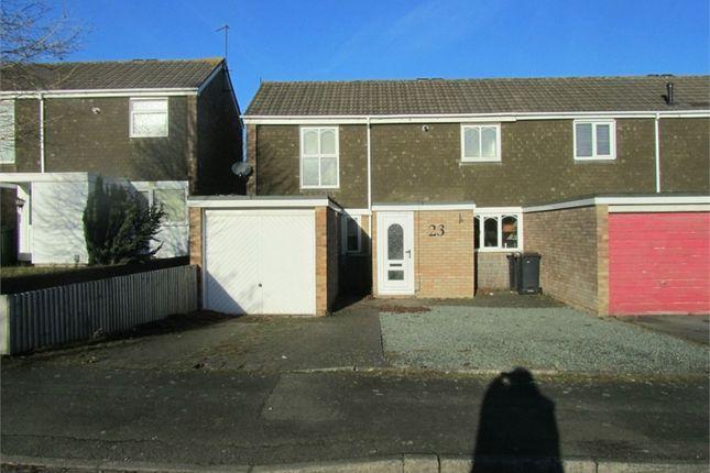 Thumbnail End terrace house to rent in Stroma Way, Nuneaton, Warwickshire