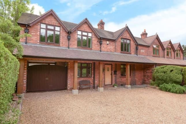 Front Aspect of Somerford View, Somerford, Congleton, Cheshire CW12
