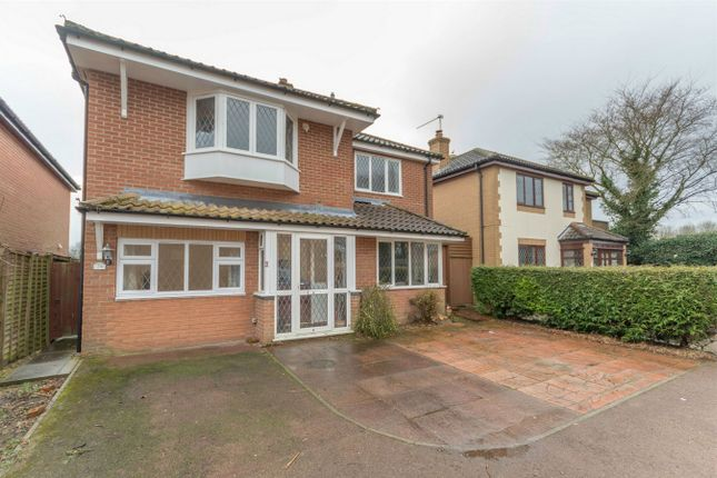 Thumbnail Detached house for sale in Chequers Close, Briston, Melton Constable