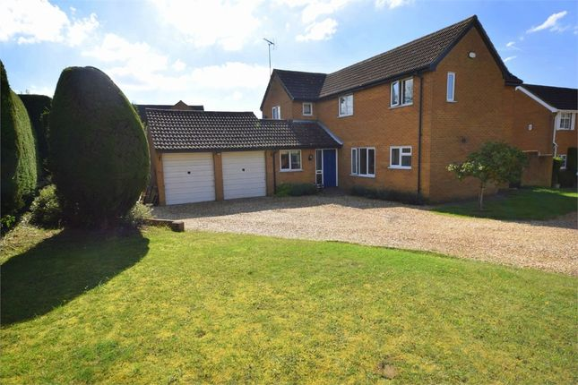 Thumbnail Detached house for sale in Forest Glade, Hartwell, Northampton