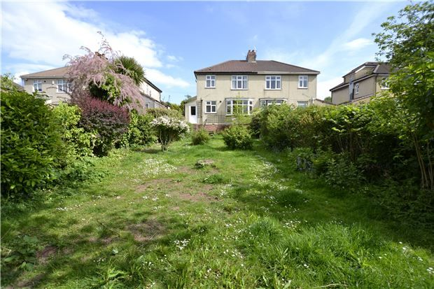 Thumbnail Semi-detached house for sale in Branscombe Road, Bristol