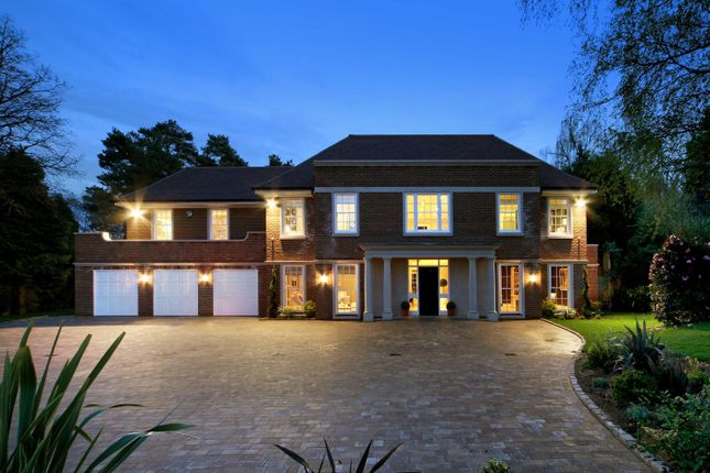 Thumbnail Detached house for sale in Fishers Wood, Sunningdale, Berkshire SL5.