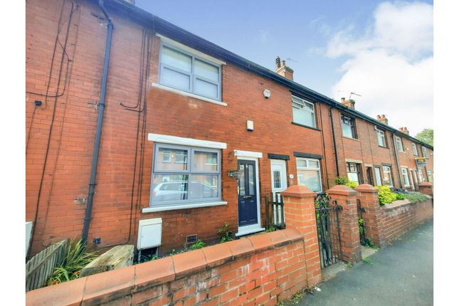 Front View of Lodge Lane, Dukinfield SK16