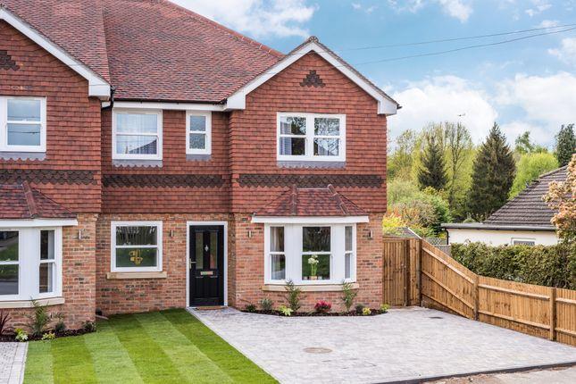 Thumbnail Semi-detached house for sale in Rowplatt Lane, Felbridge, East Grinstead
