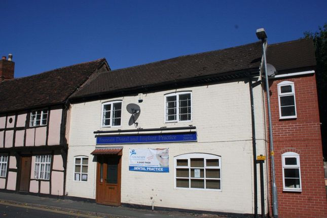 Thumbnail Flat to rent in Friar Street, Droitwich
