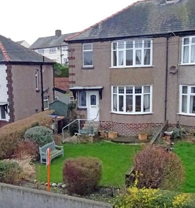 Thumbnail Semi-detached house for sale in Moor Road, Millom