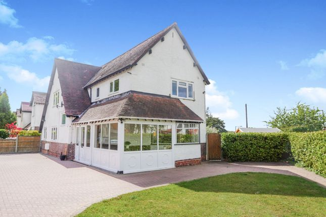 Thumbnail Detached house for sale in Southam Road, Birmingham